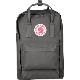 "Fjällräven Kånken Laptop 15"" reppu, super grey"